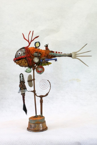 collas ,poisson,assemblage