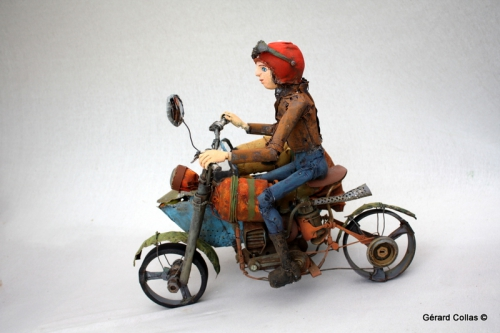 collas -side car-assemblage