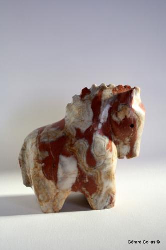 marbre , sculpture,gérard collas
