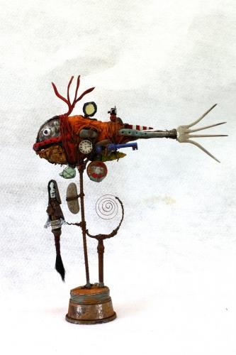 collas ,poisson,assemblage