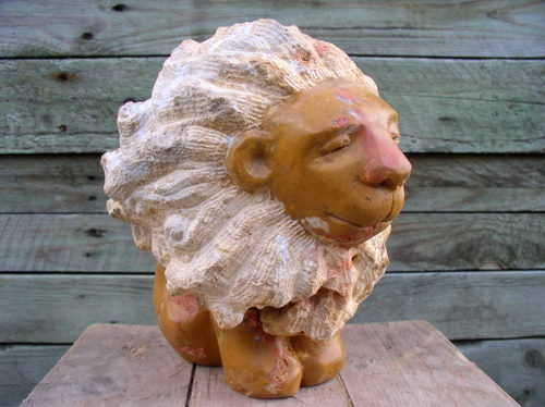sculpture,pierre,calcite,gérartd collas,lion