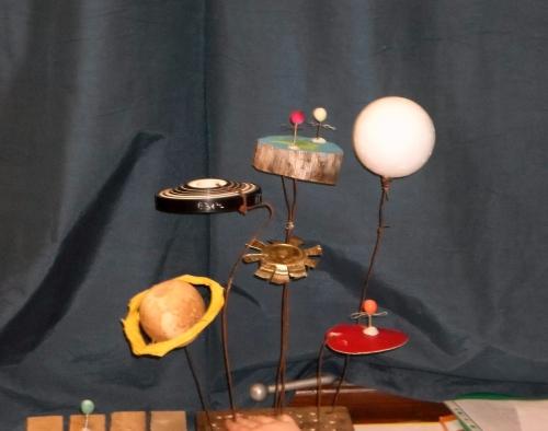 atelier,assemblage,st Viance,gérard collas,récup